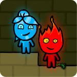 Fireboy & Watergirl in The Forest Temple icon