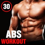 Abs Workout for Men - Six Pack Abs in 30 Days icon