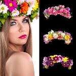 Floral Jewellery Photo Editor for Women for pc icon
