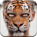 Animal Face Maker App for pc icon
