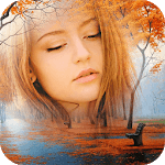 Autumn Frames for Pictures: Fall Wallpaper Maker for pc icon
