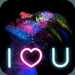 Neon Light Photo Effects APK icon