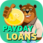 BearPay - Online Payday Loans App icon