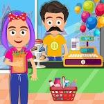 My Shopping Mall Life: Pretend Fun Town Games APK icon