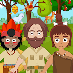 Pretend Forest Life: Explore Wilderness Games APK icon