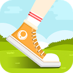 PlantsOasis - Step Counter & Calorie Counter APK icon