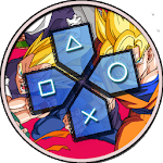 Pamor PSP Game Donwloader - ISO - Emulator icon