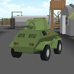 blocky unturned iron army sim icon