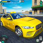 City Taxi Driver Simulator : Car Driving Games for pc icon