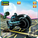 Light Bike Stunt : Motor Bike Racing Games icon