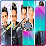 CNCO Piano Tiles APK icon