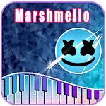 Marshmello - Piano Tiles icon