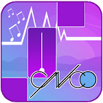 CNCO - Piano TIles Songs APK icon