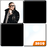 Musica Bad Bunny Piano Tiles icon