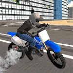Offroad Bike Driving Simulator icon