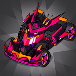 Merge Racer: mini motor idle merge racing game icon