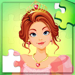 Princess Puzzles for Kids APK icon