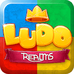 Ludo Realms Star: New free Classic with friends icon