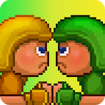 Funny Wrestle - 2 Player Games icon