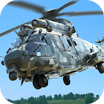 Army Helicopter Transporter 3D icon