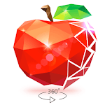 iPOLY 3D - Polysphere Puzzle for pc icon