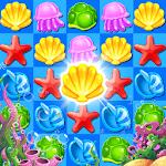 Mermaid Secret Match 3 icon