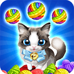 Meow Knitting Match for pc icon