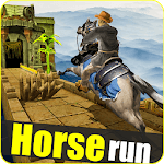 Temple Jockey Run - Horseman Adventure 19 icon
