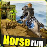 Temple Jockey Run - Horseman Adventure 19 APK icon