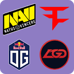 Guess The eSport team icon
