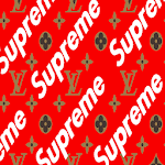 Supremme & LV Wallpaper APK icon