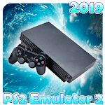 Free Pro PS2 Emulator 2 Games For Android 2019 icon