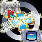 PSP PS1X GBA ROMS Game ISo Premium icon