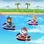 Jetski Paw Puppy Journey Patrol for pc icon