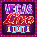 Vegas Live Slots : Free Casino Slot Machine Games icon