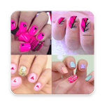 Nail Art For Kids for pc icon