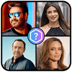 Guess the actors: Hollywood & Bollywood APK icon
