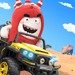 Oddbods FUN RACE icon