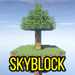 Skyblock Maps for MCPE APK icon