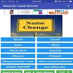 Search Land Owner Details icon