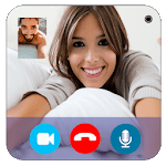 Video Chat with random girls - Find your match icon