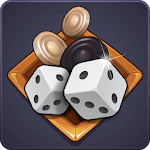 Backgammon Deluxe APK icon