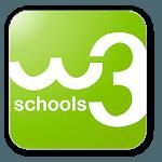 w3schools online tutorials icon