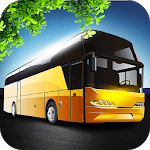 Bus Simulator Transport – City bus icon