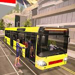 Offroad City Bus  Driving Simulator icon