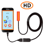 2019+ USB Endoscope, BORESCOPE, USB camera icon