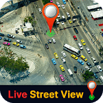 Street View Live, GPS Navigation & Earth Maps 2019 icon