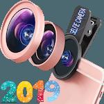 selfie full camera icon
