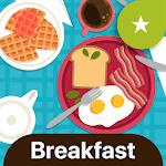 Breakfast Recipes : Simple, quick and easy recipes icon