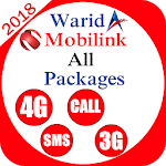 All Mobilink Jazz Packages Free icon